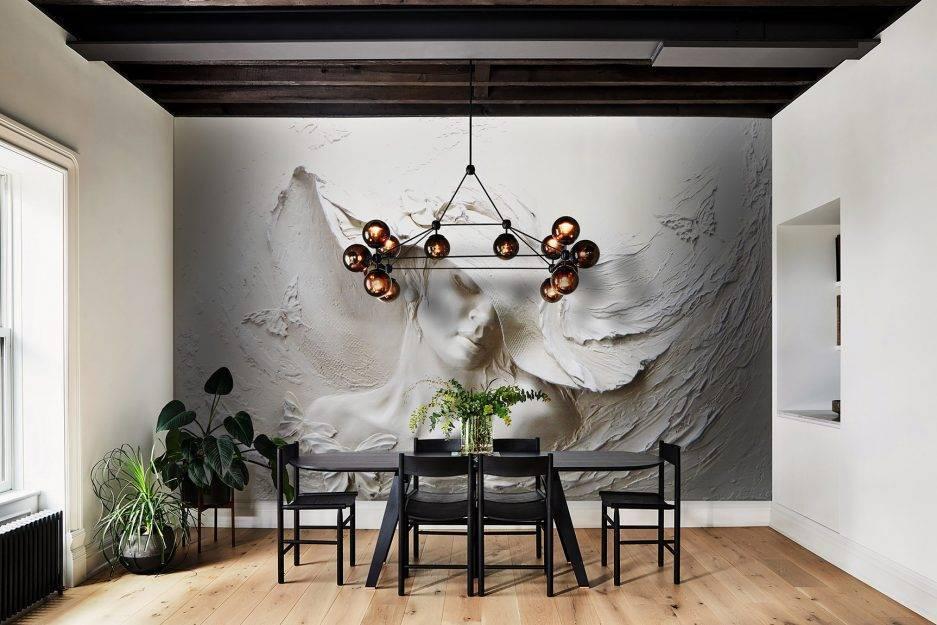 white wallpaper, cozy wallpaper, luxurious wallpaper, modern wallpaper