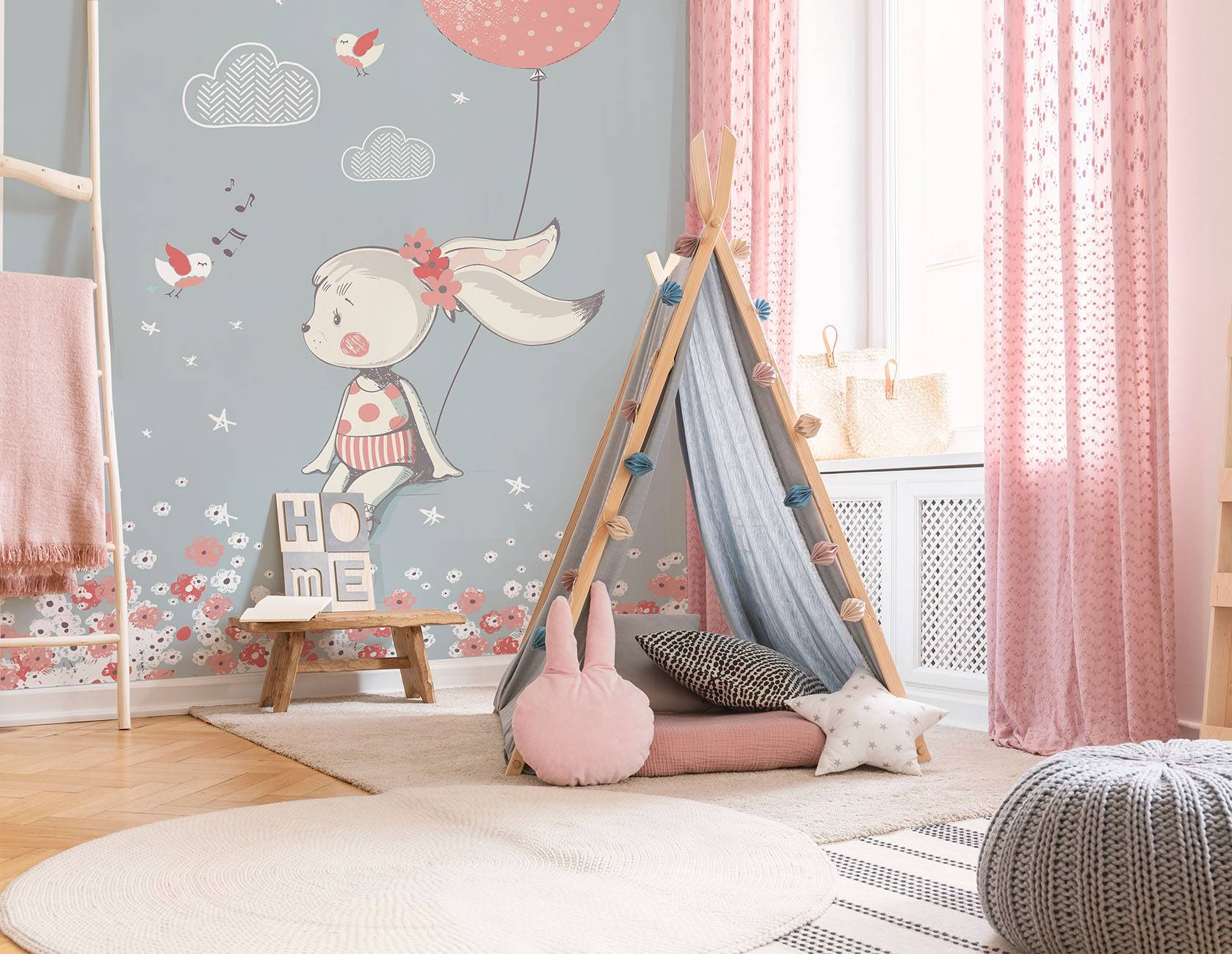 kids wallpaper, blue wallpaper, cartoons wallpaper, nursery wallpaper, school wallpaper
