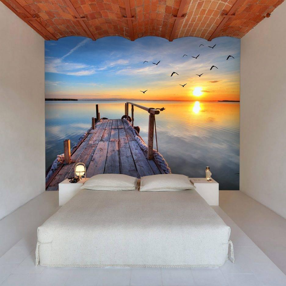 blue wallpaper, nature wallpaper, custom wallpaper, designer wallpaper, easy to install wallpaper