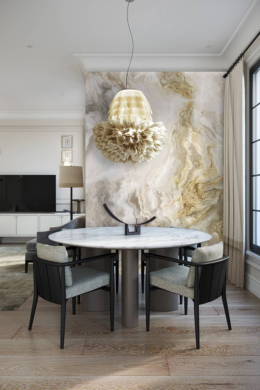 mural design, luxurious wallpaper, marble wallpaper, gold wallpaper, bedroom wallpaper, living room wallpaper, custom wallpaper, designer wallpaper, mural wallpaper, mural wallpaper in UAE, office wallpaper, hotel wallpaper