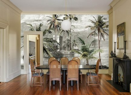 nature inspired wallpaper, wall mural, wallpaper design, beach wallpaper, tropical wallpaper, summer wallpaper