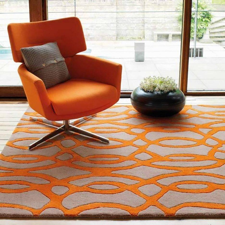 orange rugs, trendy rug ideas, top carpet design
