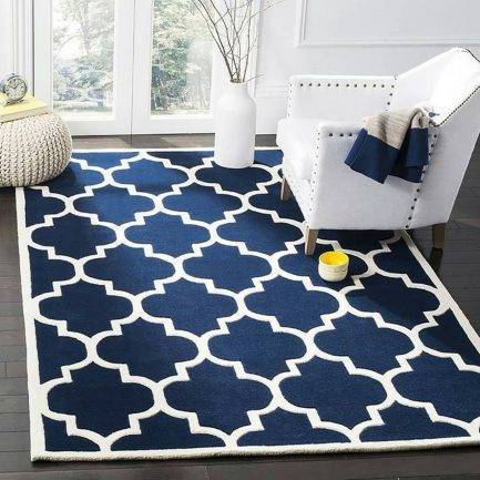 navy blue rugs, geometric caroets, top carpet interior, free rug sample