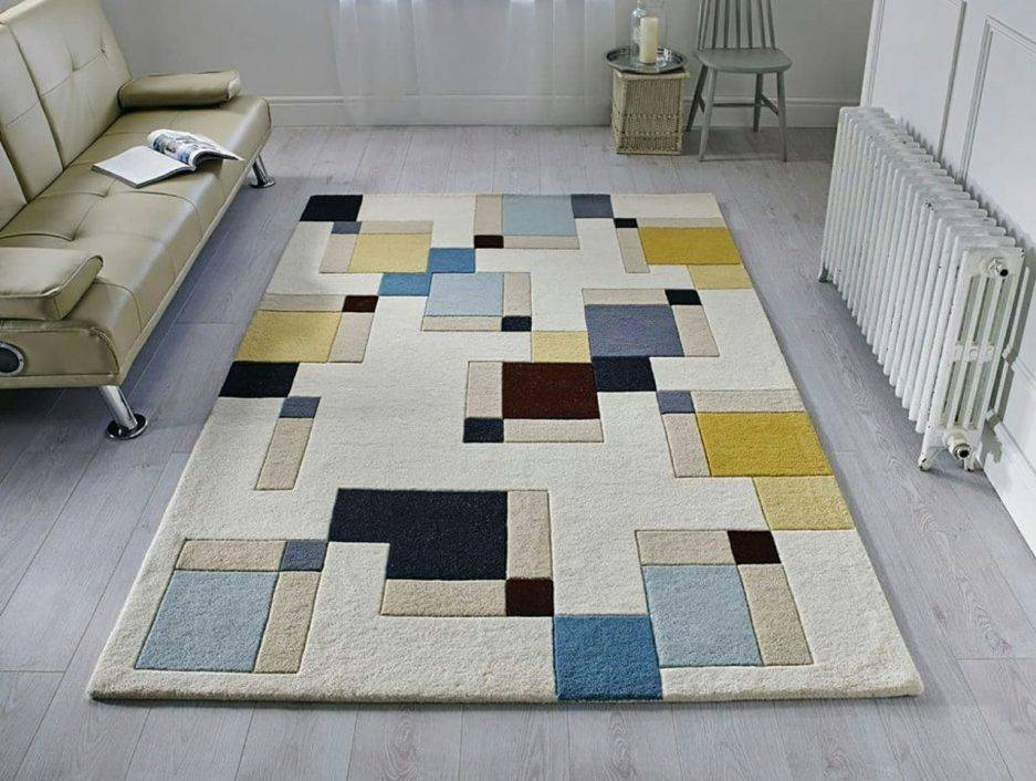 geometric carpet, squared rugs, colorful rugs, affordable rugs, free rug sample